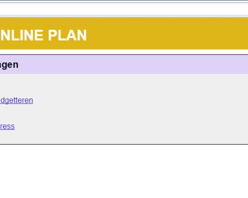 Voorpagina-Mijn-Online-Plan-bij-traject-aanmelding